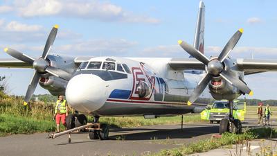 SP-EKB - Antonov An-26B - Exin