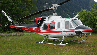 C-GZAN - Bell 212 - Mustang Helicopters