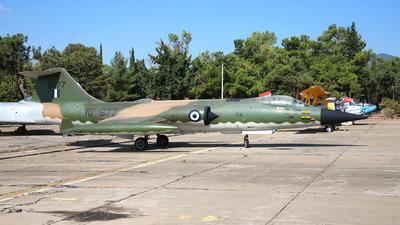 6677 - Lockheed F-104G Starfighter - Greece - Air Force