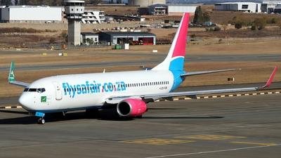 ZS-FGB - Boeing 737-8K5 - FlySafair