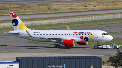 F-WWBN - Airbus A320-214 - Viva Air Colombia