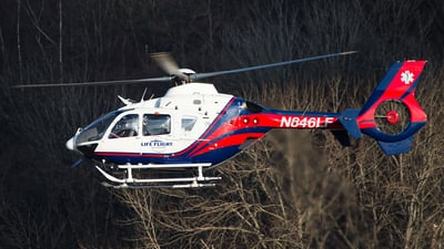N846LF - Eurocopter EC 135P2 - Life Flight Network