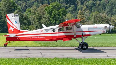 V-622 - Pilatus PC-6/B2-H2 Turbo Porter - Switzerland - Air Force