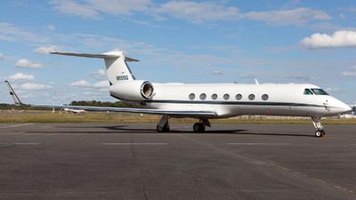 N855G - Gulfstream G550 - Private