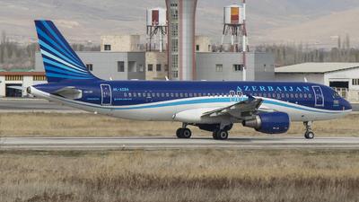 4K-AZ84 - Airbus A320-214 - AZAL Azerbaijan Airlines