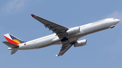 RP-C8760 - Airbus A330-343 - Philippine Airlines