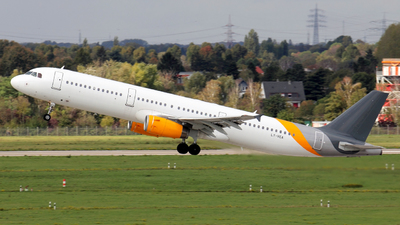 A picture of LYVEA - Airbus A321231 - Avion Express - © Christian Schürmann