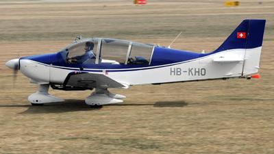 HB-KHO - Robin DR400/180R Remorqueur - Segelfluggruppe Bern