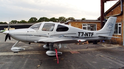 T7-NTF - Cirrus SR22-GTS G3 Turbo - Private