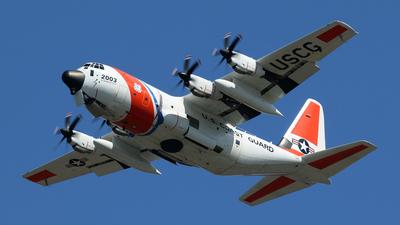 2003 - Lockheed Martin HC-130J Combat King II - United States - US Coast Guard (USCG)