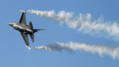 529 - Lockheed Martin F-16CJ Fighting Falcon - Greece - Air Force