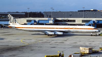 PH-DEL - Douglas DC-8-63 - African Safari Airways (ASA)