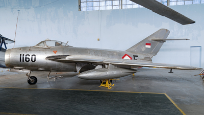 F-1160 - WSK-Mielec Lim-5 - Indonesia - Air Force