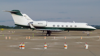N57HJ - Gulfstream G-IV(SP) - Private