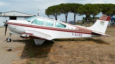 I-ALRO - Beechcraft E33A Bonanza - Private