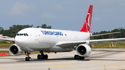 TC-JOO - Airbus A330-223F - Turkish Airlines Cargo