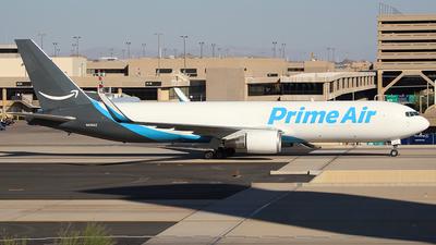 N409AZ - Boeing 767-3P6(ER)(BDSF) - Amazon Prime Air (Air Transport International)