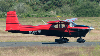 N5857B - Cessna 182A Skylane - Private
