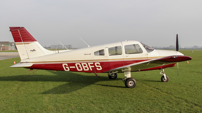 G-OBFS - Piper PA-28-161 Warrior III - Cabair