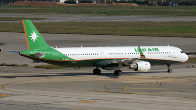 B-16210 - Airbus A321-211 - Uni Air