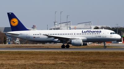 D-AIPM - Airbus A320-211 - Lufthansa