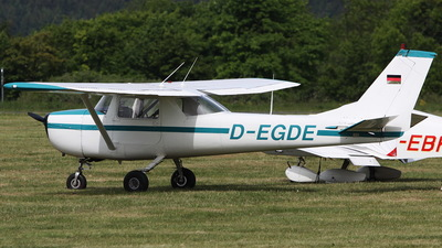 D-EGDE - Reims-Cessna F150G - Heli-Flight