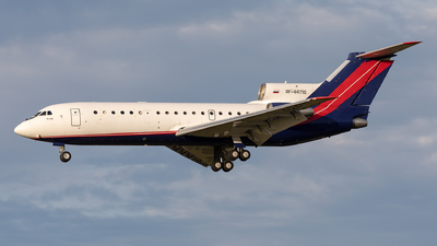 RF-44710 - Yakovlev Yak-42D - Russia - Ministry of Interior