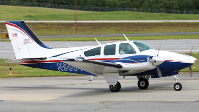 N9054S - Beechcraft 95-B55 Baron - Private