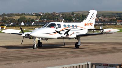 A picture of N414FZ - Cessna 414 - [4140175] - © Stephen Duquemin