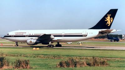 G-TTMC - Airbus A300B4-203 - Caledonian Airways