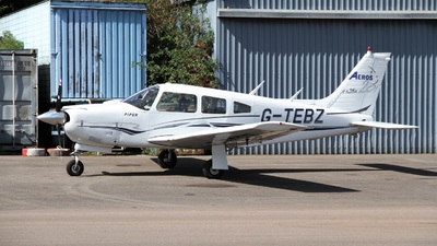 A picture of GTEBZ - Piper PA28R201 - [28R7737050] - © Ian Johnson