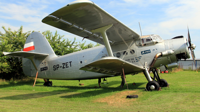 SP-ZET - PZL-Mielec An-2 - Private