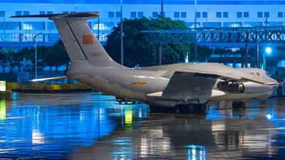 21047 - Ilyushin IL-76MD - China - Air Force