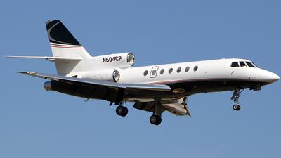 N504CP  - Dassault Falcon 50 - Private