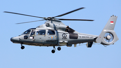 HS-4209 - Eurocopter AS-565MBe Panther  - Indonesia - Naval Air Arm