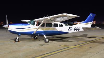 ZS-ODC - Cessna 207 Skywagon - Private