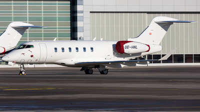 OE-HNL - Bombardier BD-100-1A10 Challenger 300 - International Jet Management
