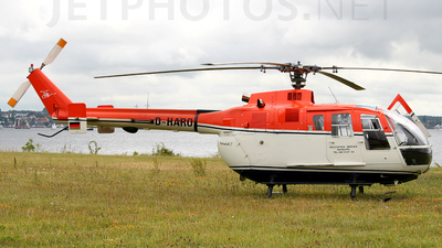 D-HARO - MBB BO105CBS-4 - Helicopter Service Wasserthal