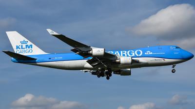 PH-CKA - Boeing 747-406ERF - KLM Cargo