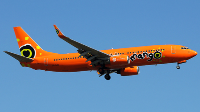 ZS-SJO - Boeing 737-8BG - Mango
