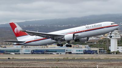 EI-FMR - Boeing 767-304(ER) - Meridiana