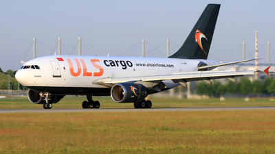 A picture of TCSGM - Airbus A310308(F) - ULS Airlines Cargo - © Eddie Heisterkamp