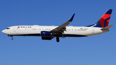 A picture of N825DN - Boeing 737932(ER) - Delta Air Lines - © Agustin Anaya