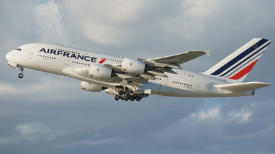 F-HPJE - Airbus A380-861 - Air France