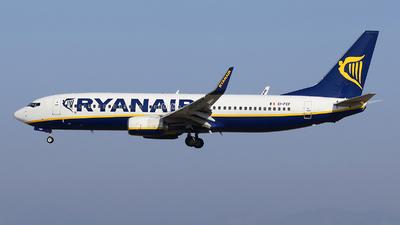 EI-FEF - Boeing 737-8AS - Ryanair