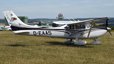 D-EAAS - Cessna T182T Turbo Skylane - Private