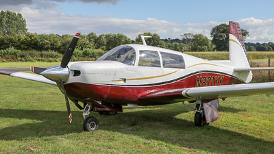 N201YK - Mooney M20J - Private
