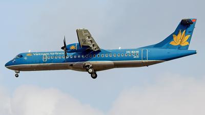 A picture of VNB236 - ATR 72500 - [0914] - © Sieu Viet