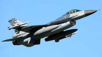 6663 - Lockheed Martin F-16AM Fighting Falcon - Taiwan - Air Force