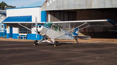 PP-HPD - Neiva P-56C Paulistinha - Aeroclube de Santa Cruz do Sul